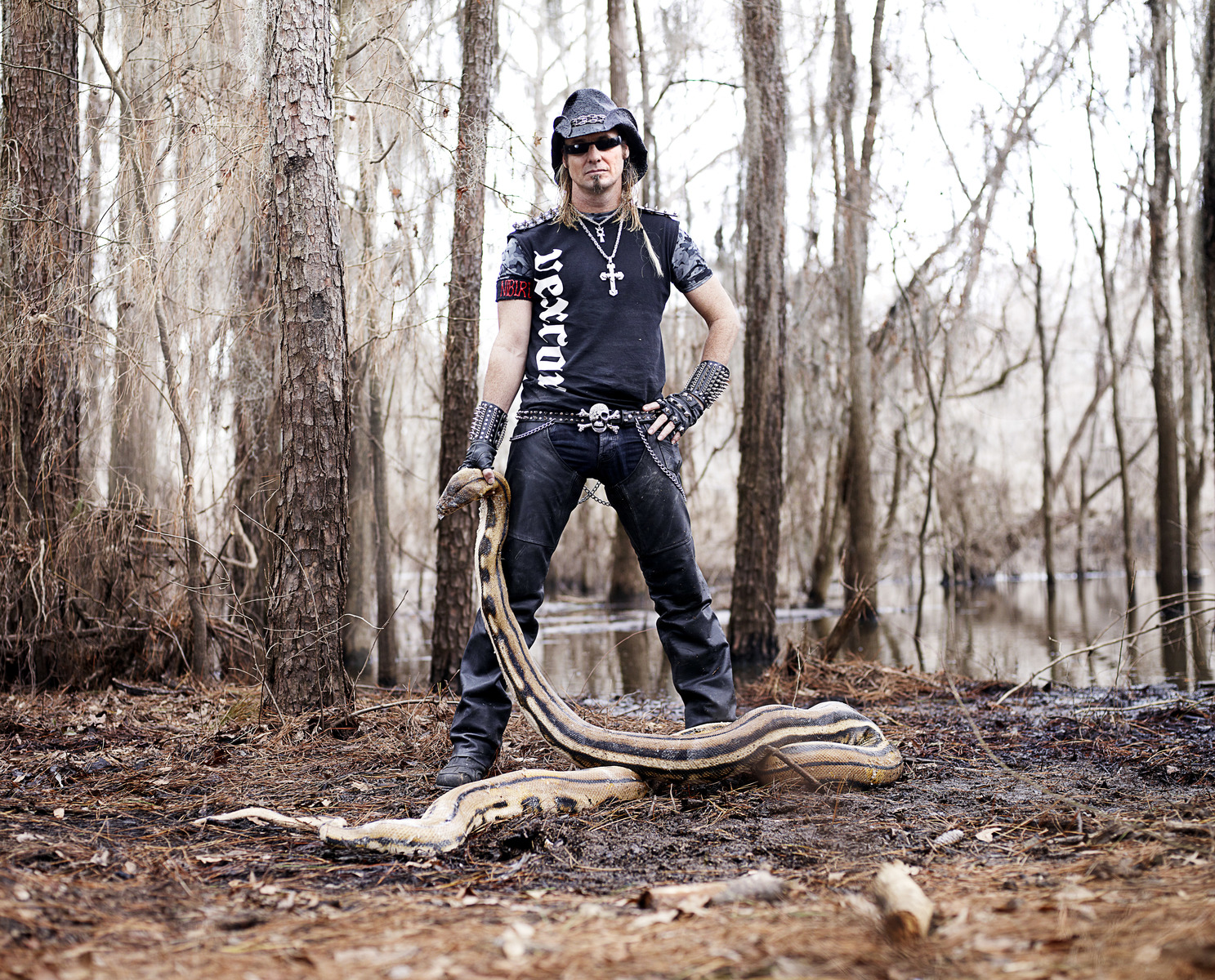 Billy 'The Exterminator' Bretherton