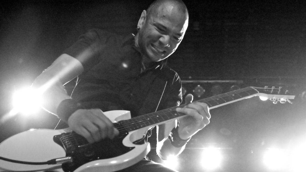 Danko Jones Trocadero Philadelphia, Pa April 11, 2013   DerekBrad.com
