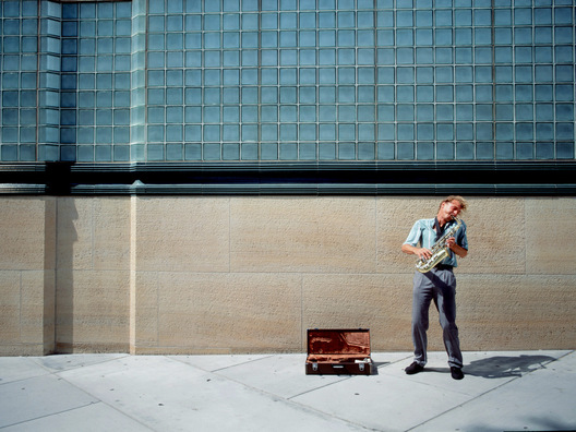 Street Performer - Los Angeles