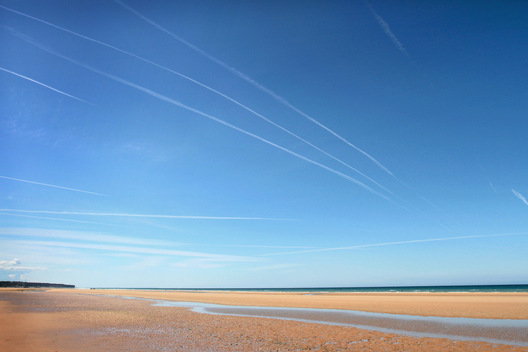 Omaha Beach - Normandy, France