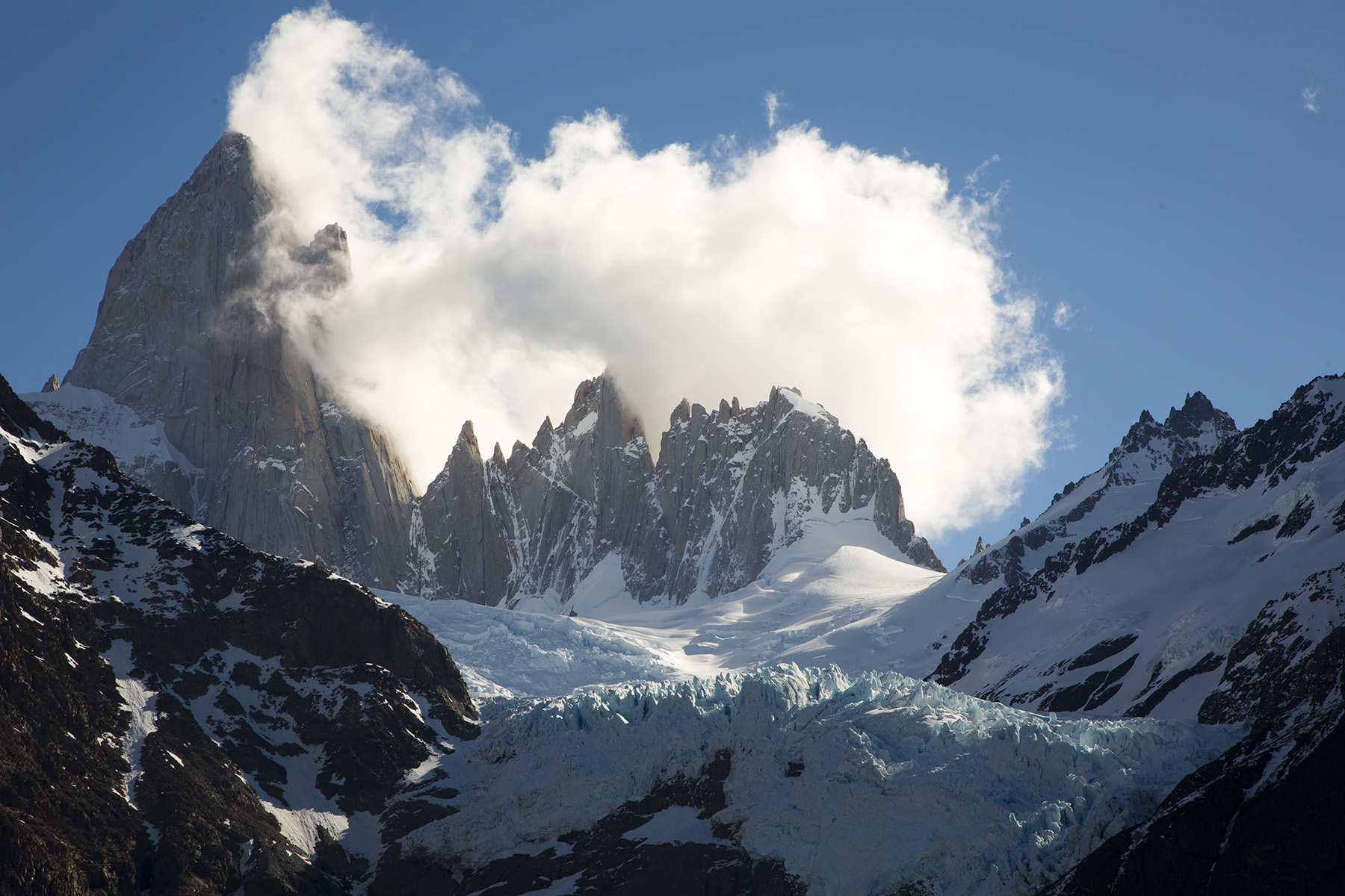 El Chalten, Patagonia, Chile