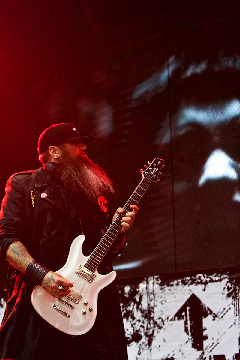 Three Days Grace BB&T Pavilion Camden, NJ August 9, 2019  DerekBrad.com