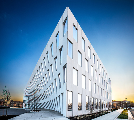 Philadelphia, PA   -   Bjarke Ingels' Group, architects  -  2017