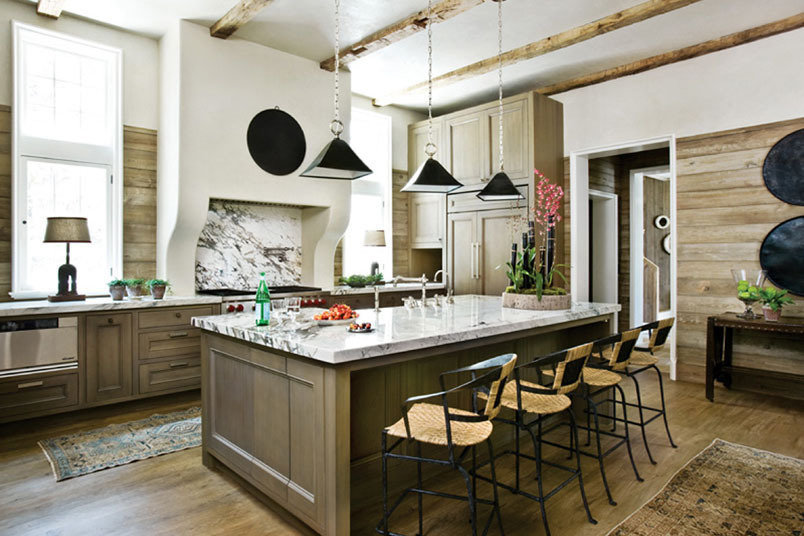 Photography by Erica George Dines for Atlanta Homes & Lifesytles Oct 2010