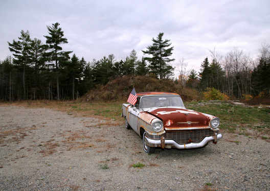 1957 Studebaker Commander - Ellsworth, Maine