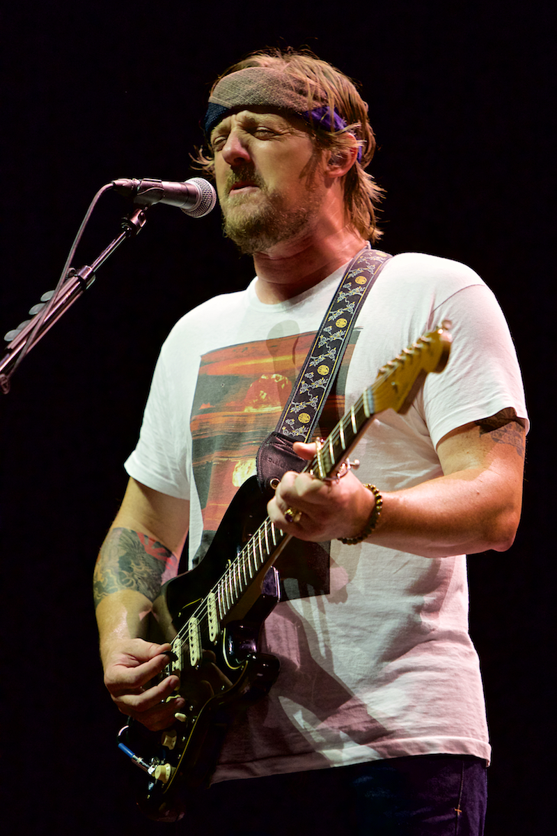 Sturgill Simpson 25 Years of XPoNential Music Festival  BB&T Pavilion Camden, NJ July 28, 2018  DerekBrad.com