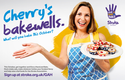 Give a Hand & Bake campaign