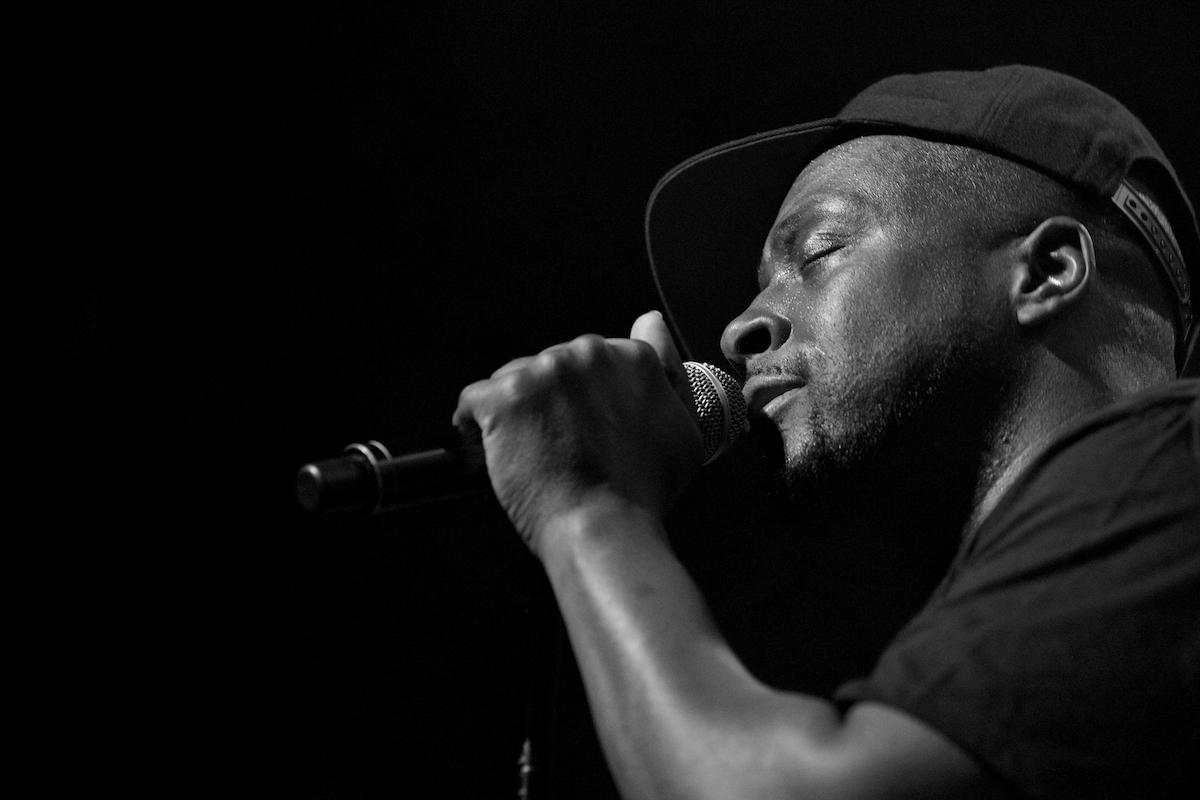 Wyclef Jean The Carnival Tour 2018 The Ardmore Music Hall Ardmore, Pa March 31, 2018  DerekBrad.com