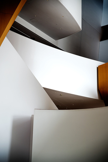 Los Angeles, CA    -    Frank Gehry, architect -  2003
