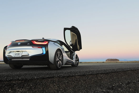 BMW i8 / Personal Sample / Michael Alan Ross