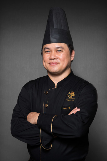 Executive Chef - Grand Mandarin