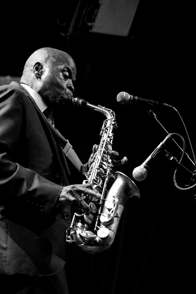 Maceo Parker The Ardmore Music Hall Ardmore, Pa February 25, 2018  DerekBrad.com
