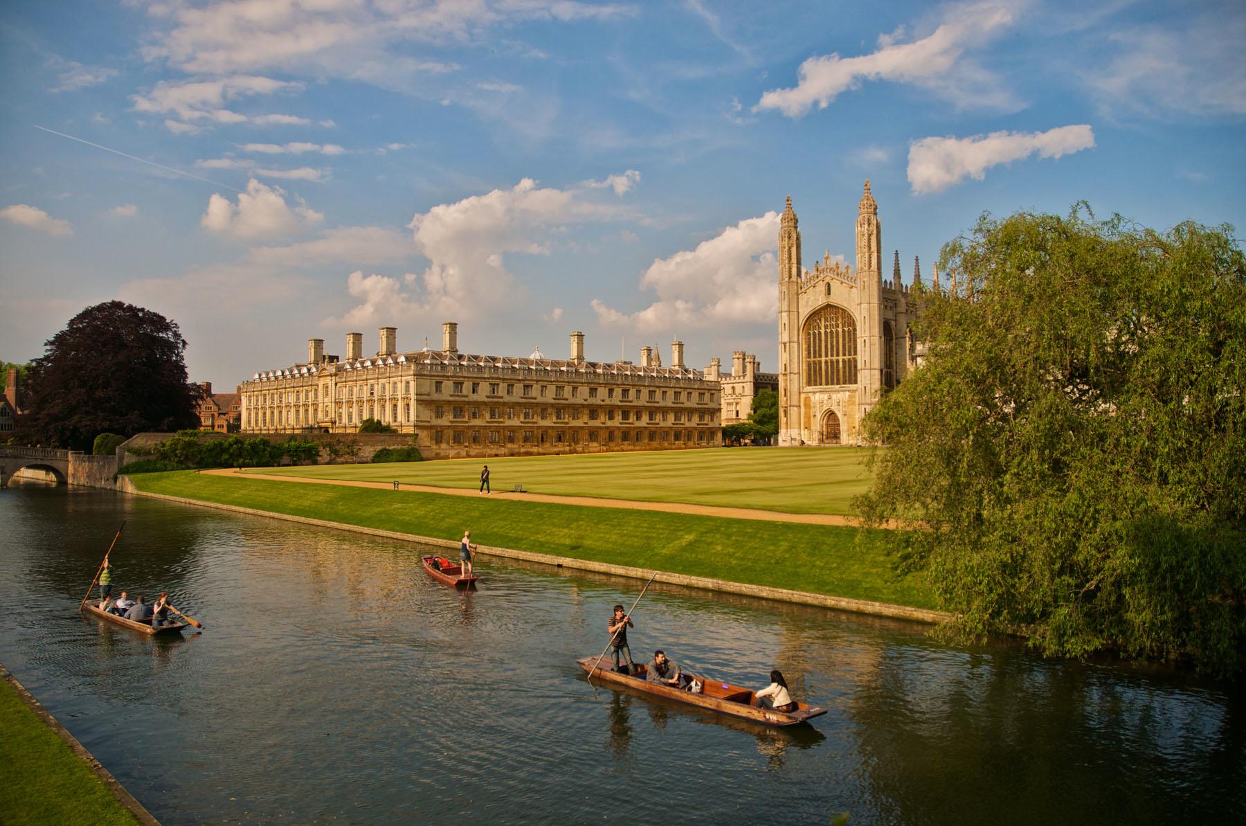 King's College, Cambridge, UK   Ron Colbroth Photographer
