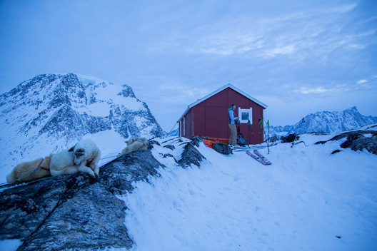 Hilaree Oneill, Southeast Greenland