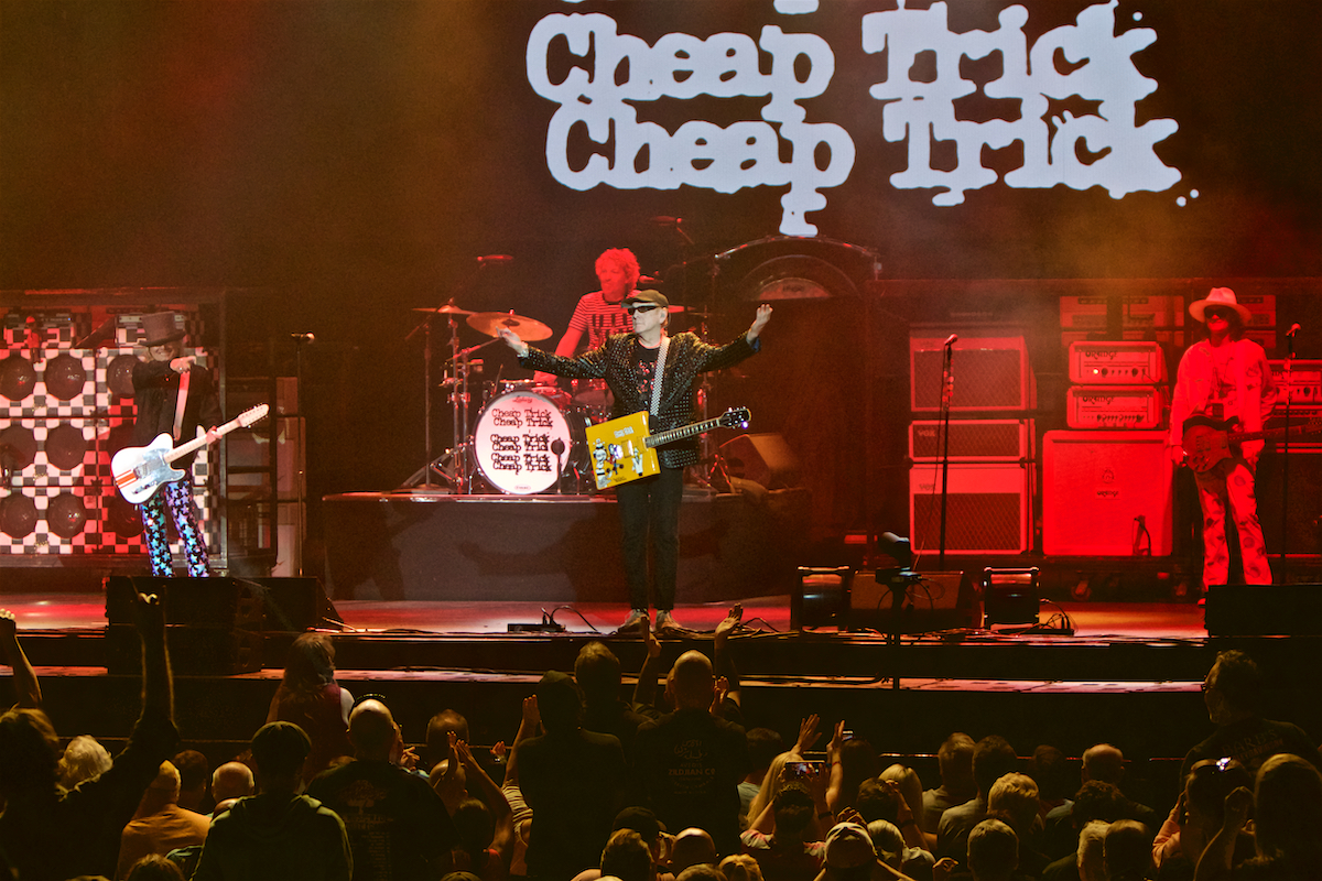 Cheap Trick BB&T Pavilion Camden, NJ September 15, 2019