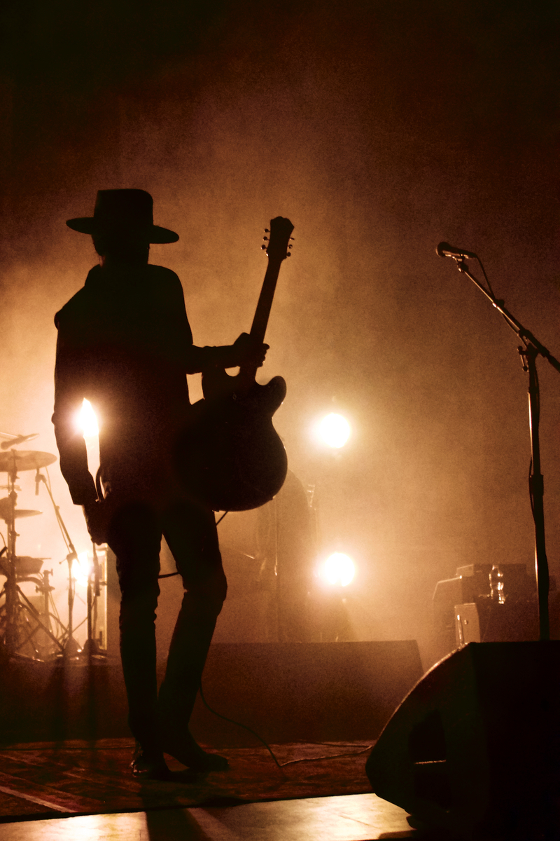 Gary Clark Jr The Met (Sold Out) Philadelphia, Pa March 29, 2019  DerekBrad.com