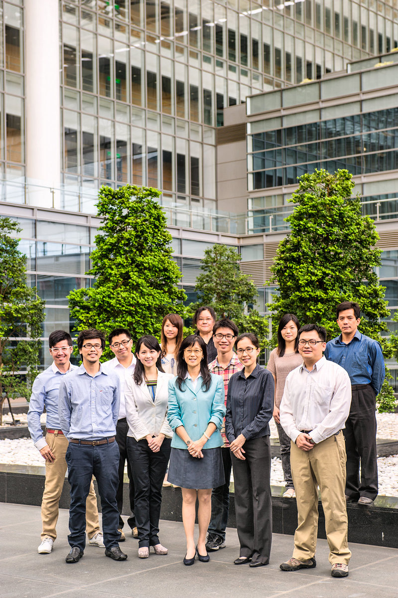 Group portrait of the Quanta Computer Incorporated training and development team.  Quanta's team was highlighted in T+D Magazine's The BEST awards issue, an annual feature featuring top international organizations who demonstrate enterprise-wide success as a result of employee learning and development. Quanta Computer Incorporated, headquartered in Taiwan, is the largest notebook computer manufacturer in the world; they make computers for Apple, Compaq, Dell, Gateway, Hewlett-Packard, Amazon.com, Sharp, Sony, Toshiba, and others.