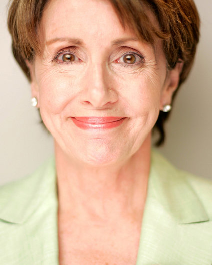 Nancy Pelosi for TIME magazine