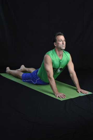 Increases flexibility of the spine, can help relieve back pain.