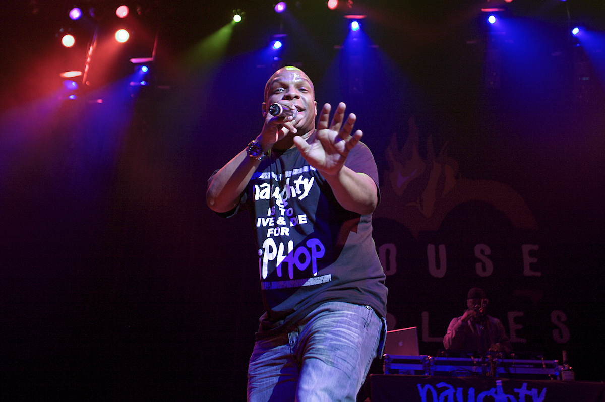 Legends of Hip Hop II @ House Of Blues