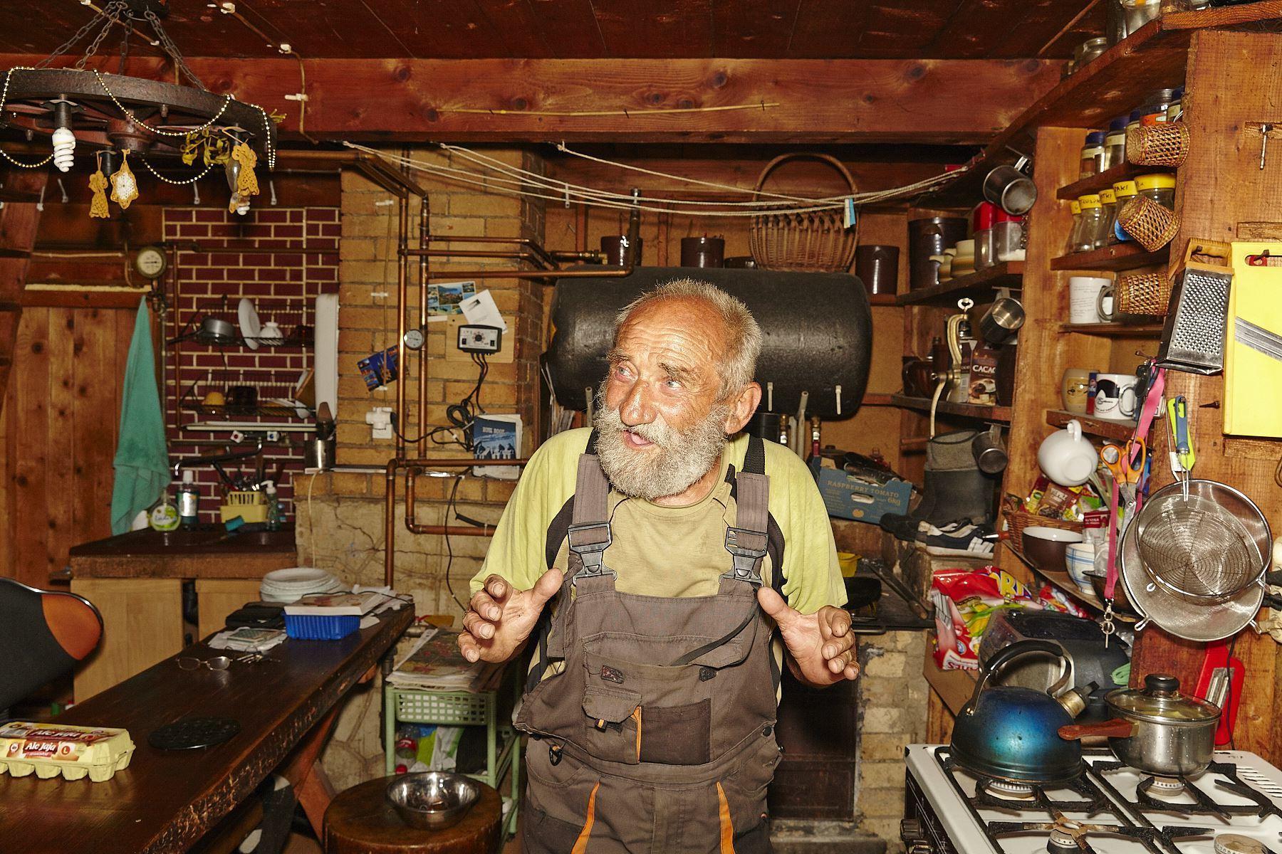 Krzysztof Bross Famile U Freunde Sanna 09082015 Nikolai