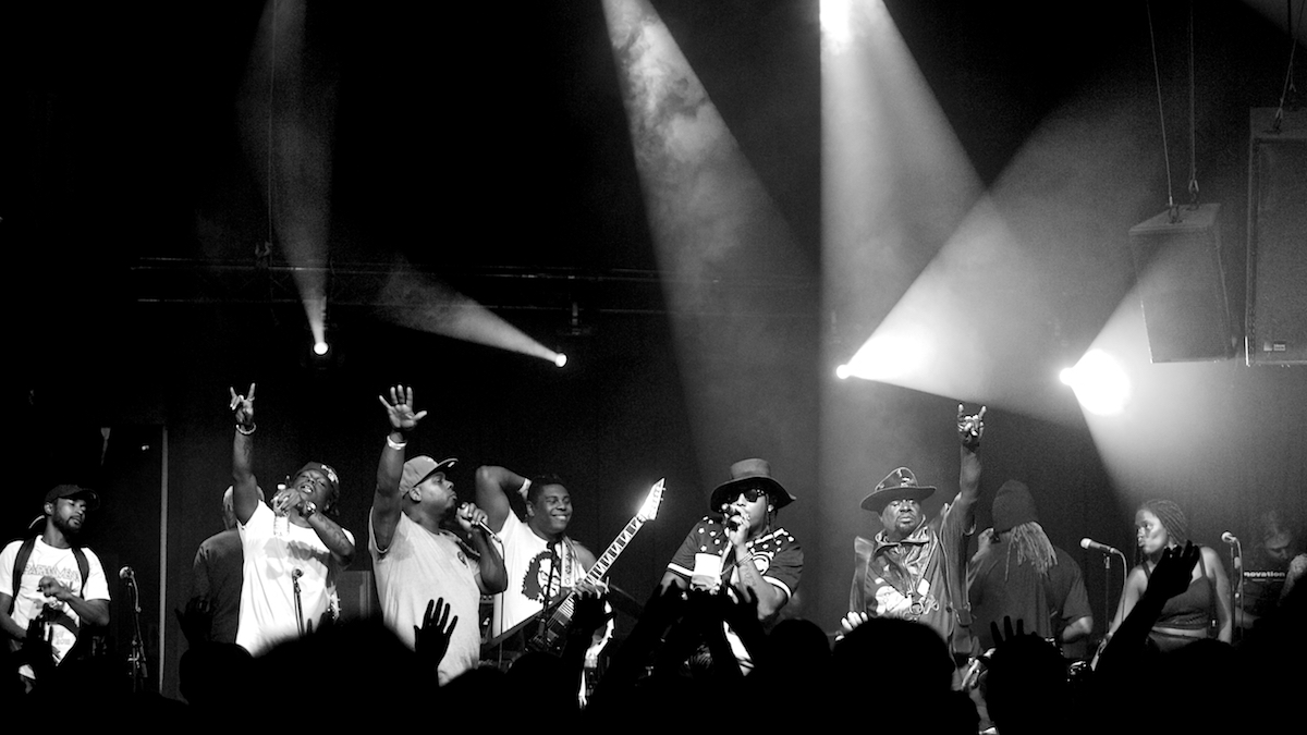 George Clinton Parliament-Funkadelic  The Ardmore Music Hall Ardmore, Pa August 1, 2018  DerekBrad.com