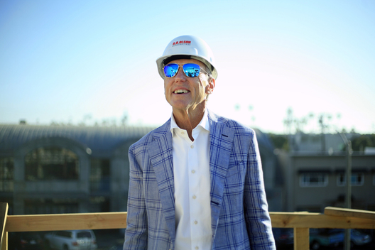 Balboa Island resident and Lido House Hotel developer Bob Olson