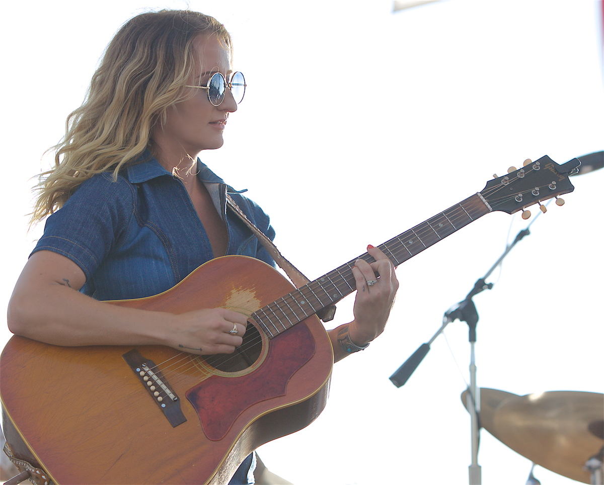 Margo Price 25 Years of XPoNential Music Festival  River Stage Camden, NJ July 28, 2018  DerekBrad.com