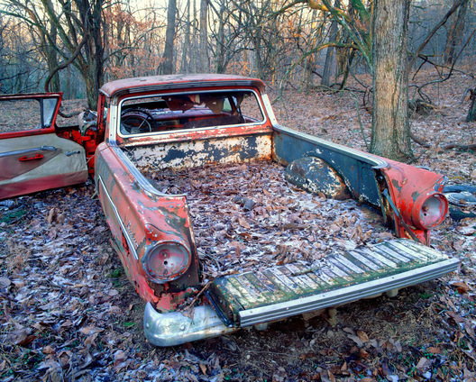 1957 Ford Ranchero - North Nashville, Tennessee