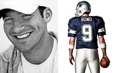 Tony Romo; Sports Illustrated/ Pepsi