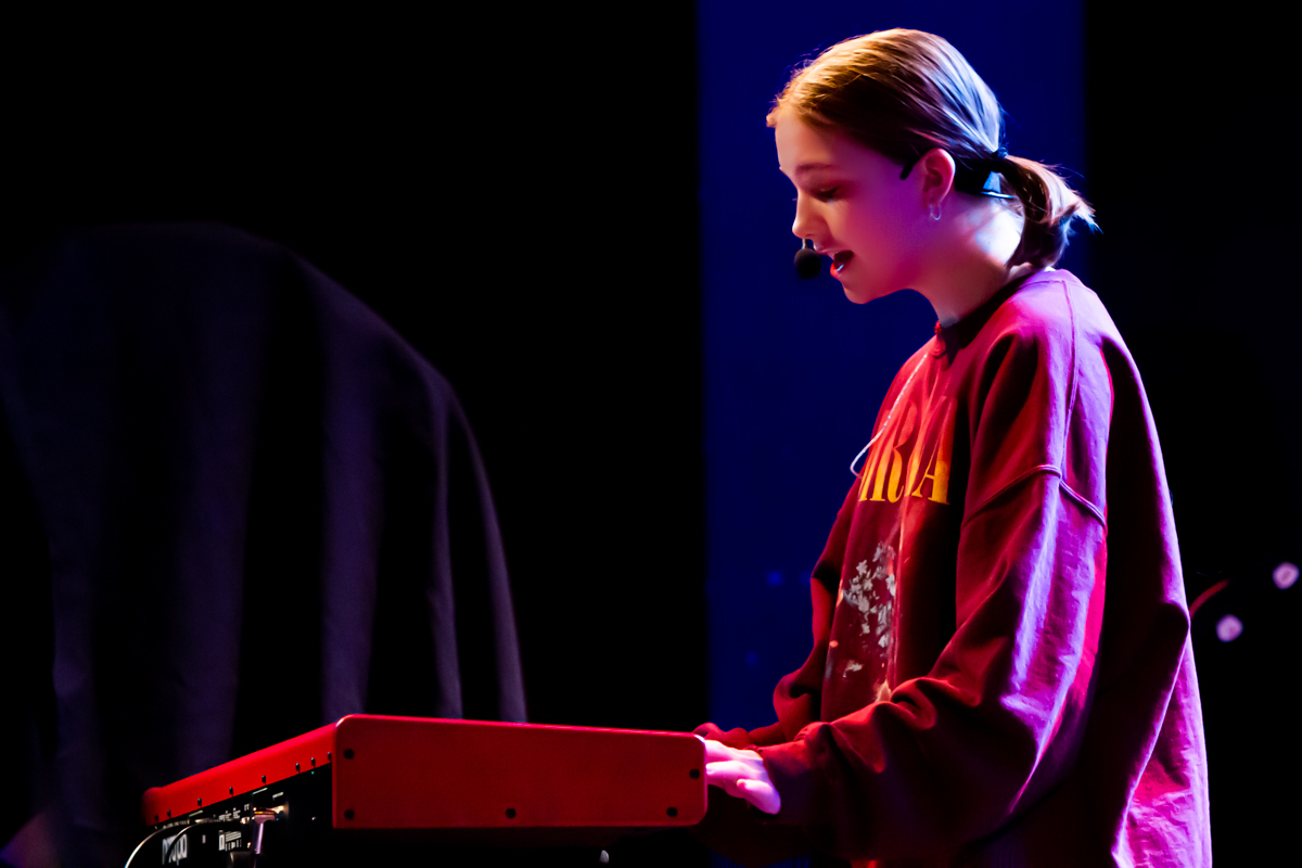 Jayden Bartels World Cafe Live Philadelphia, Pa February 15, 2020  DerekBrad.com