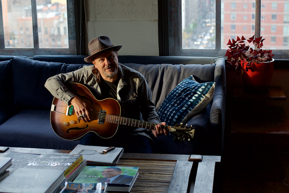 Danny Clinch Guitar Connoisseur Magazine November 2018  DerekBrad.com