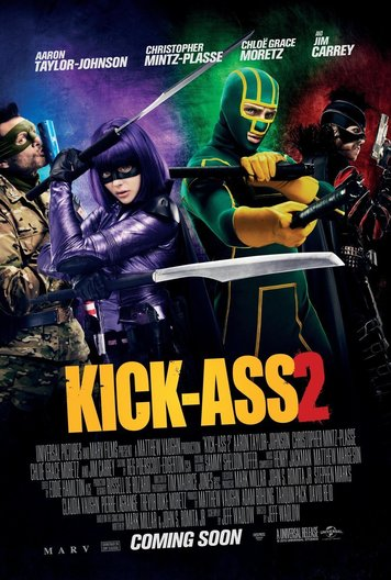 Kick Ass 2 Group