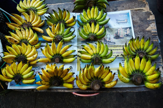 Bananas at