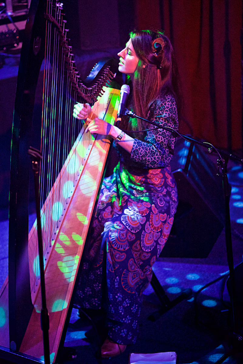 Kuf Knotz with Christine Elise The Ardmore Music Hall Ardmore, Pa April 5, 2019  DerekBrad.com