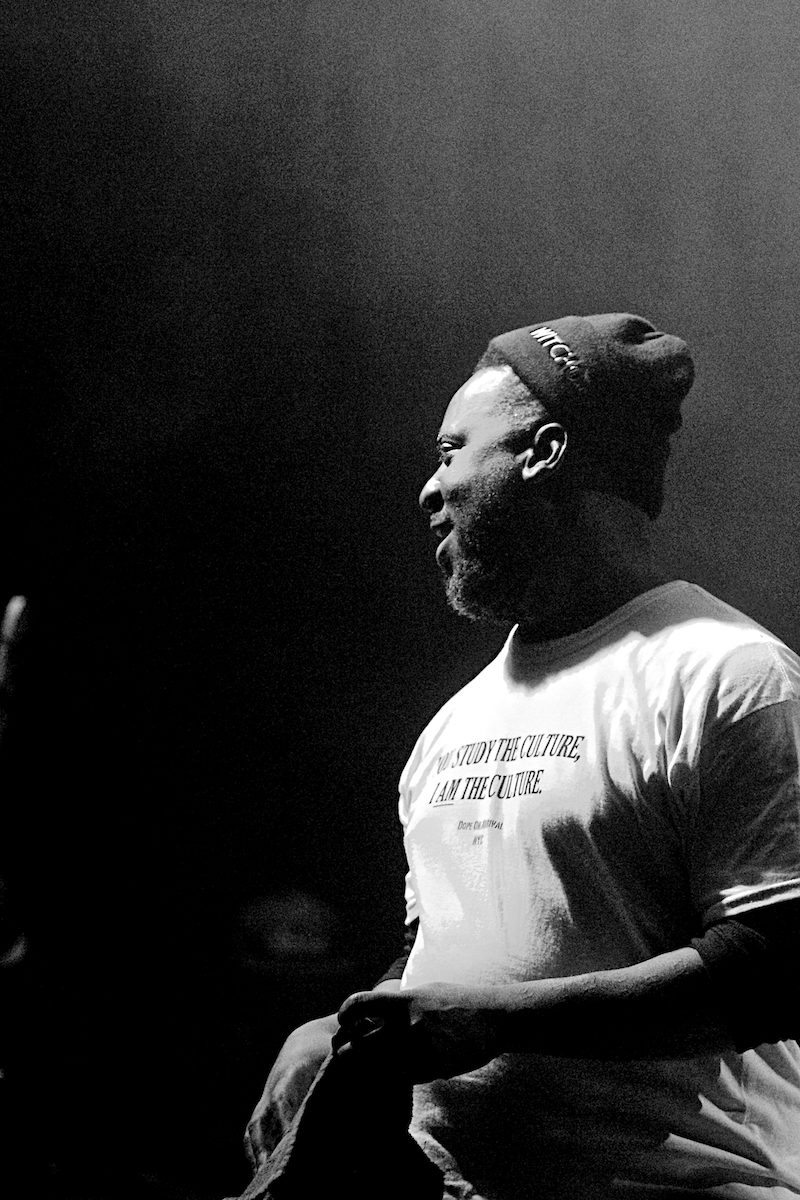 Robert Glasper with Chris Dave, Derrick Hodge and DJ Jahi Sundance The Ardmore Music Hall Ardmore, Pa April 14, 2019  DerekBrad.com
