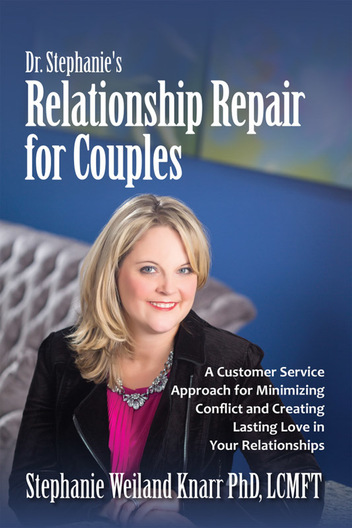 Book cover business headshots by Irene Abdou Photography in Clarksburg, Maryland - Dr. Stephanie's Relationship Repair for Couples.