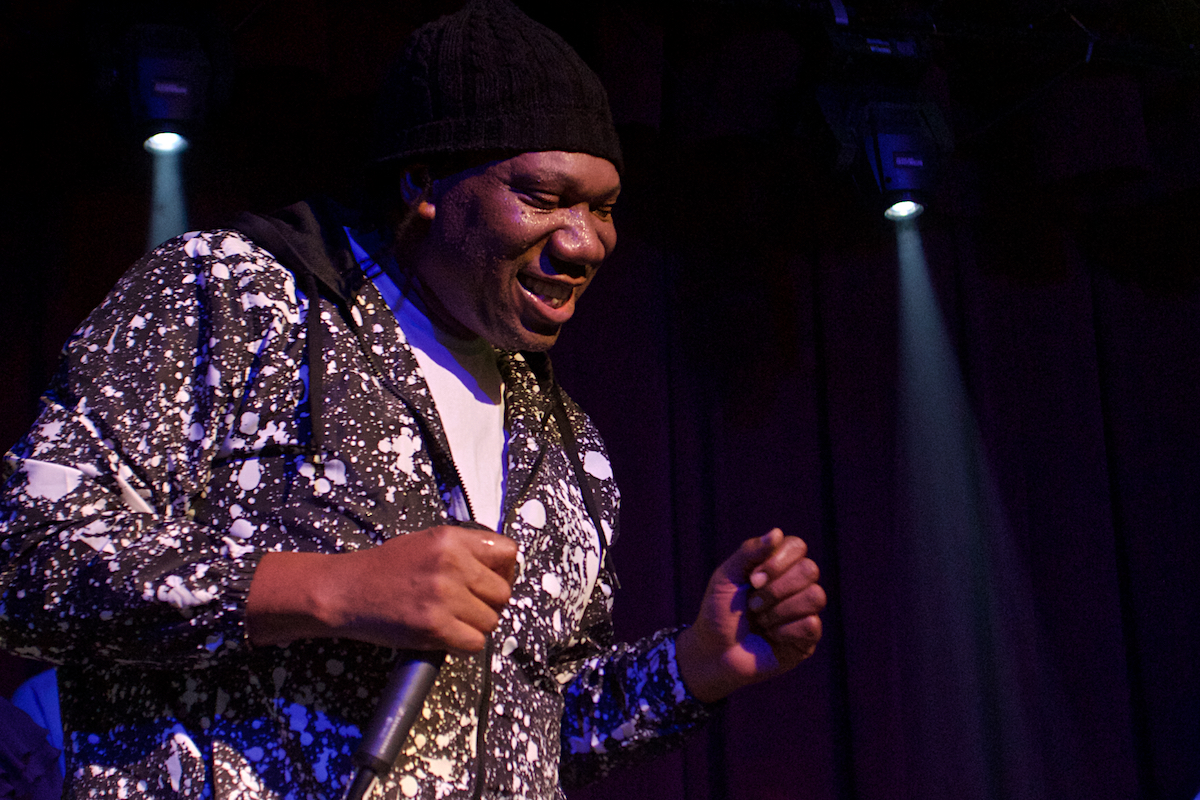 KRS-One AMH & Walking Bear Productions Present:  The Ardmore Music Hall (Sold Out) Ardmore, Pa May 31, 2018  DerekBrad.com