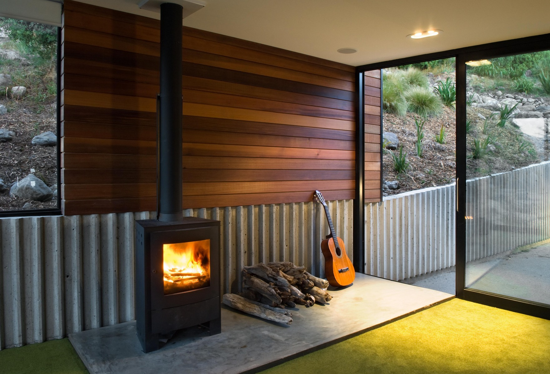 kerr ritchie architects, queenstown