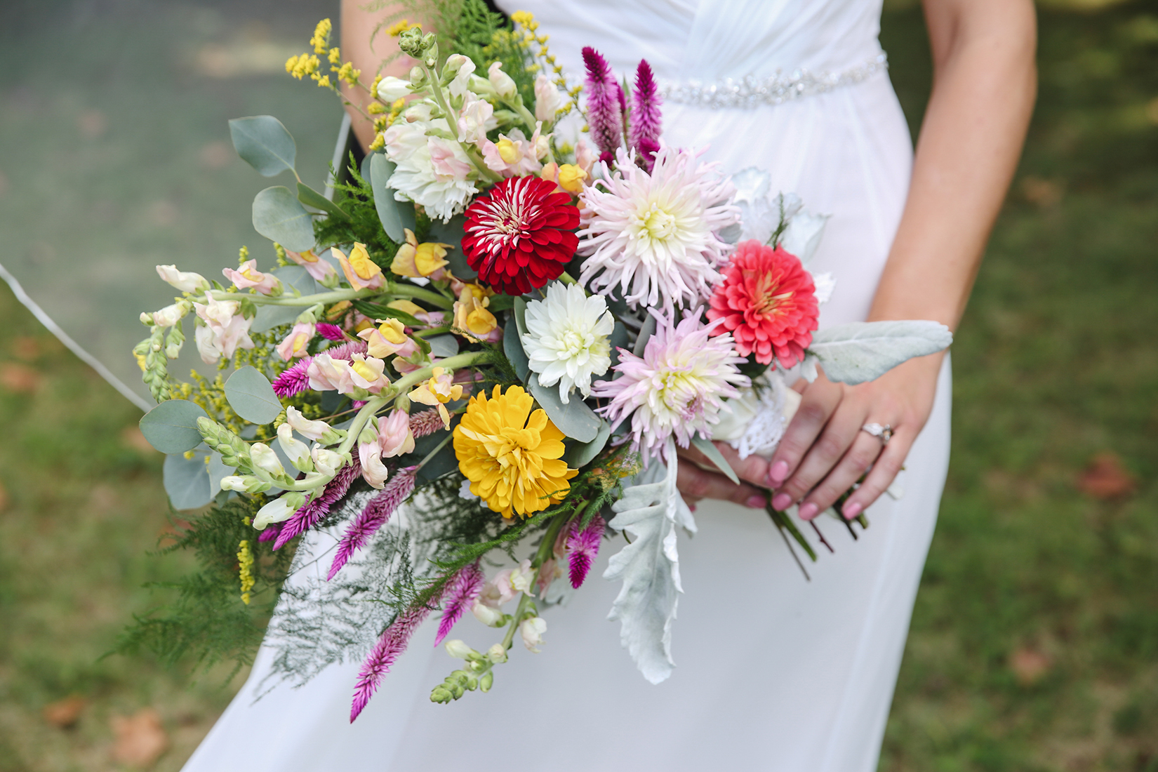 audubon park ky wedding flowers