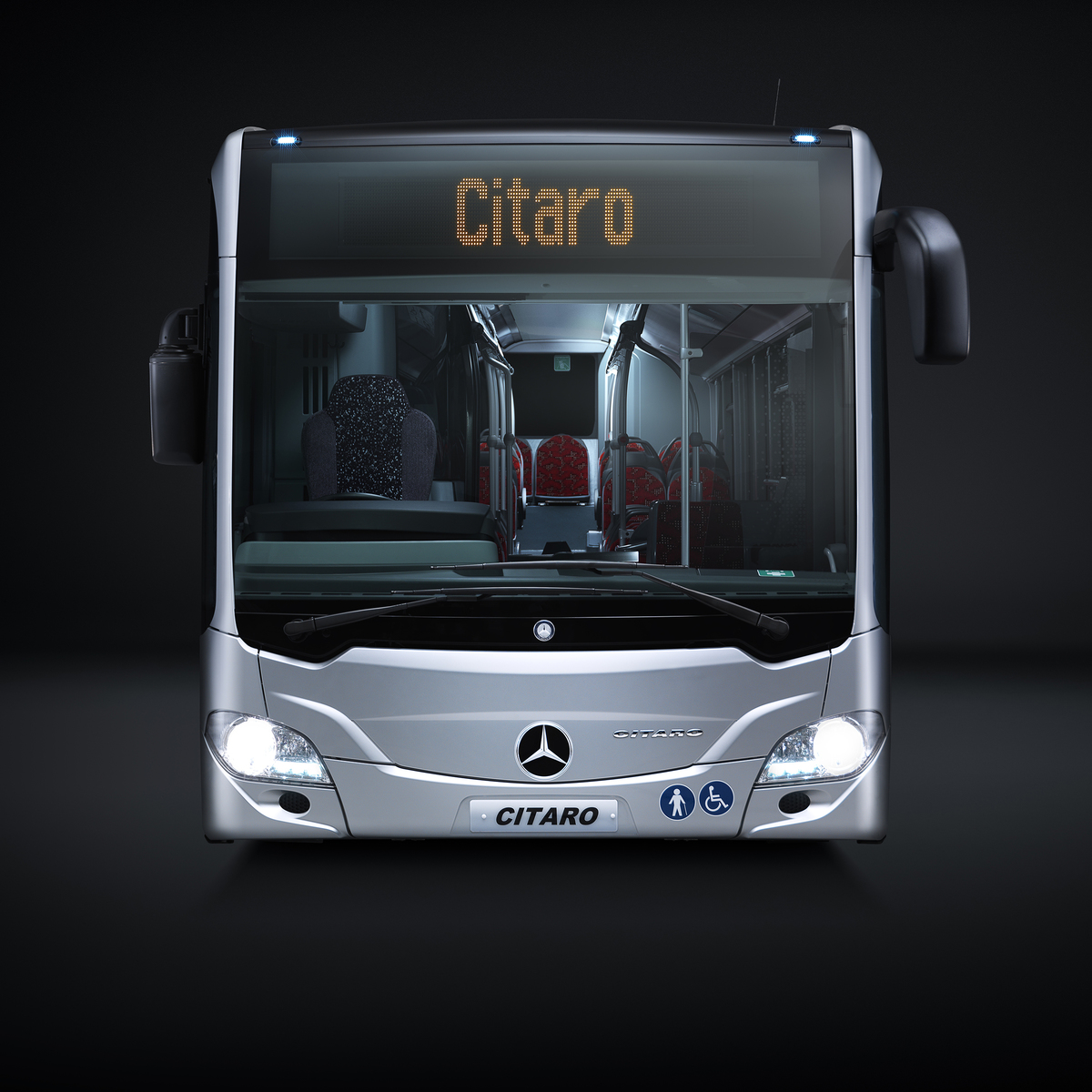 Citaro Studio Shoot