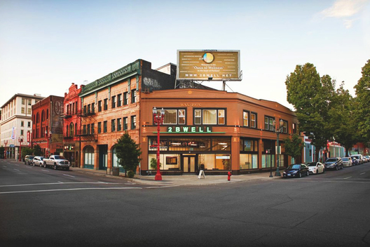 Our assistance was requested for transforming a building in Portland's historic Old Town district with a rich history of uses into a new 2BWELL branch, an acupuncture and holistic health care clinic.
