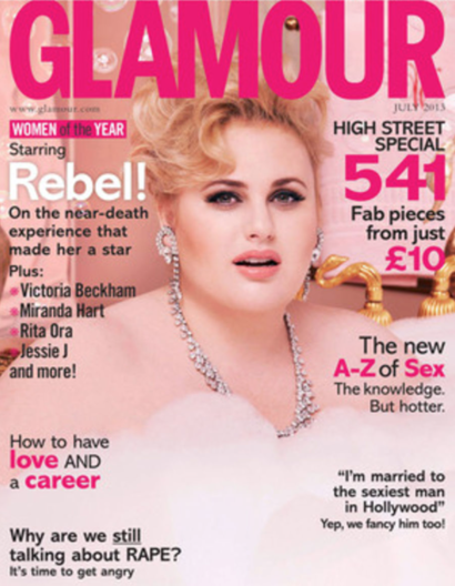Rebel Wilson The Toast Of Tinseltown