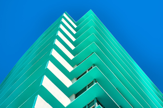 Miami Beach, FL  -  Melvin Grossman, architect