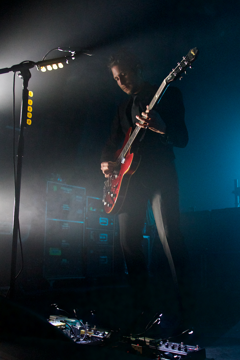 Interpol Union Transfer (Sold Out) Philadelphia, Pa August 23, 2018  DerekBrad.com