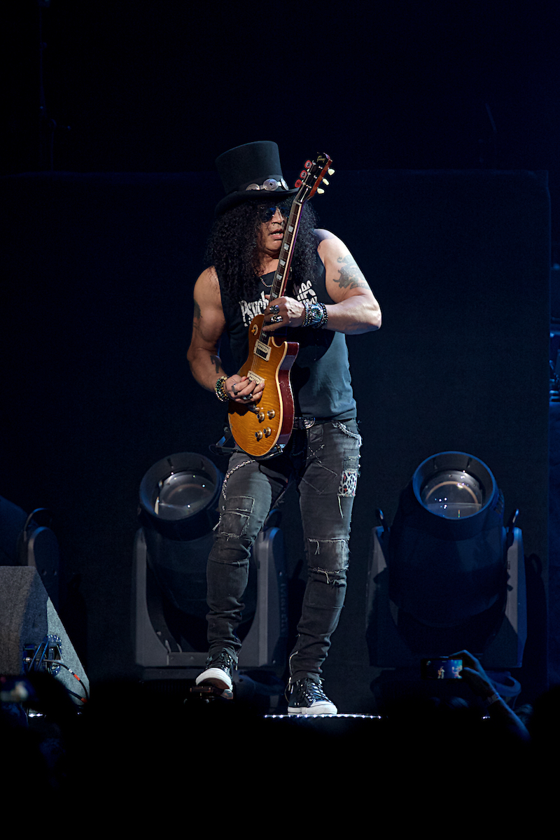 Guns N Roses Not In This Lifetime Tour Wells Fargo Center Philadelphia, Pa October 8, 2017  DerekBrad.com