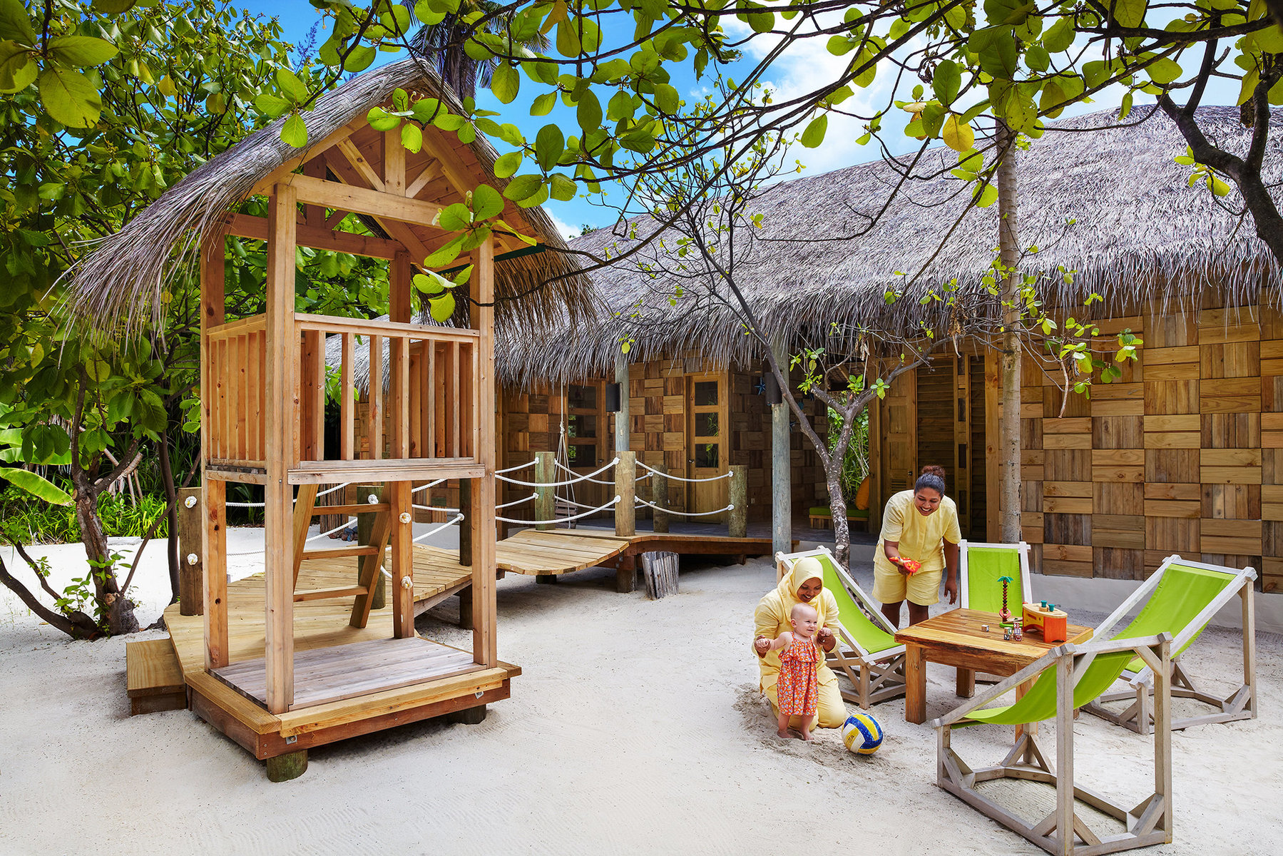 The Den -