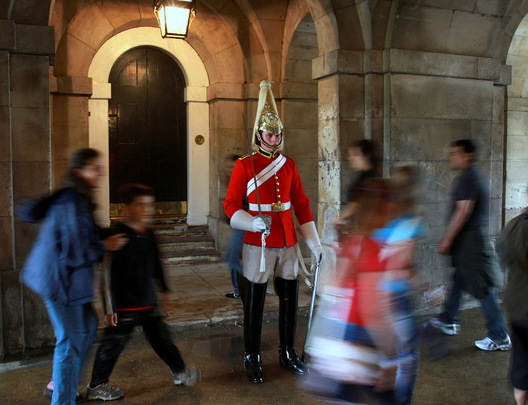 Horse Guards Barracks - London