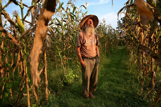 Farmer Dave - Cumberland County, Tennessee