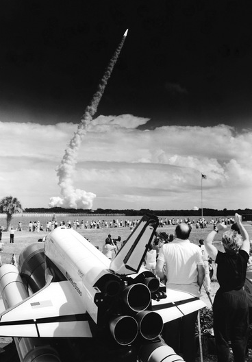 Discovery Launch, America Returns to Space - Cape Canaveral, Florida 1988